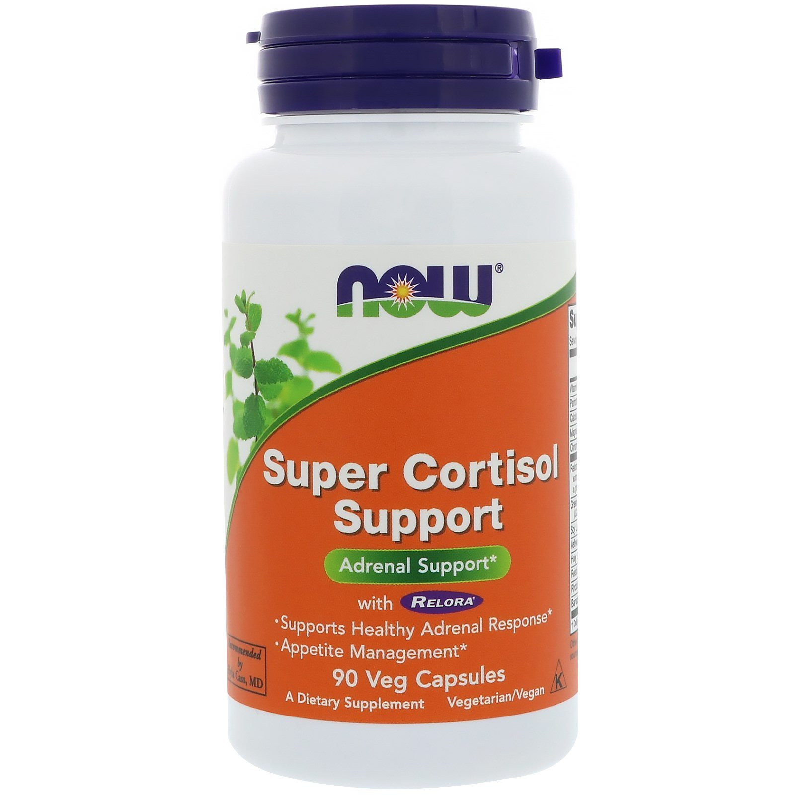 Super Cortisol Support, Супер Кортизол Саппорт - 90 капсул